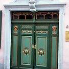 Entrance to Beethoven's birthplace by nealbarnett