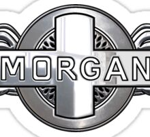 Morgan Vintage Cars UK Sticker