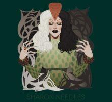 Rupaul's Drag Race - Sharon Needles by HadyElHady