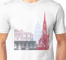 Gothenburg skyline poster Unisex T-Shirt