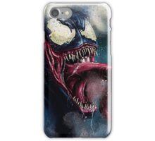 Venom Villain Marvel  iPhone Case/Skin