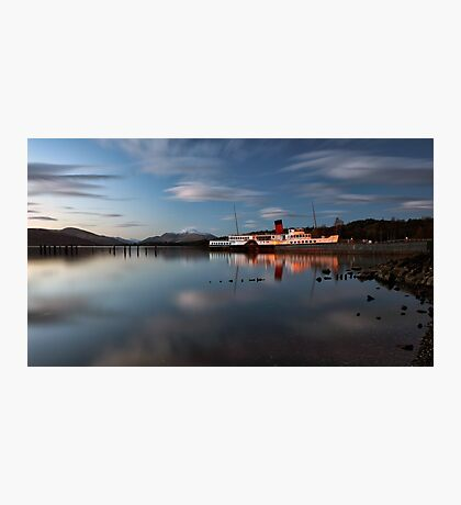 Loch Lomond Shores Photographic Print