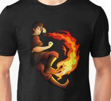 Zuko, Outcast Prince of the Fire Nation- ATLA Unisex T-Shirt
