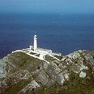 South Stack Lighthouse,Wales by nealbarnett
