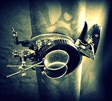 Steampunk Goggles 2.2 by PiscesAngel17
