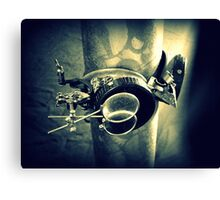 Steampunk Goggles 2.2 Canvas Print