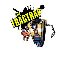 Borderlands Pre Sequel - Claptrap The Fragtrap Photographic Print