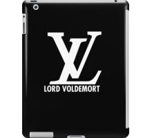 Lord Voldemort iPad Case/Skin