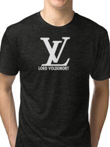 Lord Voldemort Tri-blend T-Shirt