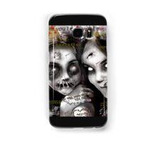 zombie girls Samsung Galaxy Case/Skin