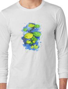 Water Lillies Long Sleeve T-Shirt