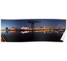 River View Panoramic Poster