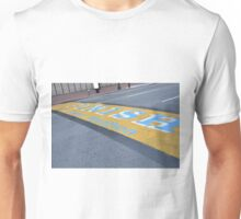 Boston Marathon Finish Line Unisex T-Shirt