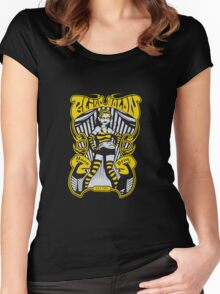 Blind Melon - Bee Girl Women's Fitted Scoop T-Shirt