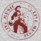 Rock & Roll Live Music Concert by sastrod8