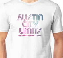 Austin City Limits Music Festival 2016 - Blue Violet Color Unisex T-Shirt