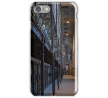 Cell Blocks iPhone Case/Skin