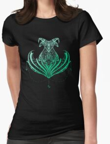 Capricorn 2 Womens Fitted T-Shirt