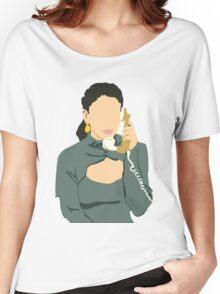 A Different World - Whitley Gilbert Pop Art  Women's Relaxed Fit T-Shirt
