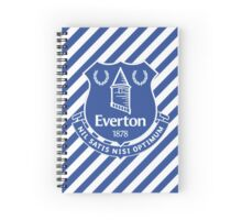 Everton Vector Spiral Notebook