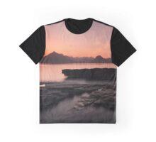 Skye Sunset Afterglow Graphic T-Shirt