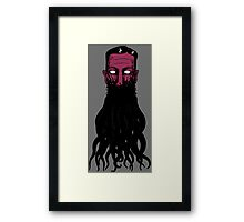 Lovecramorphosis Framed Print