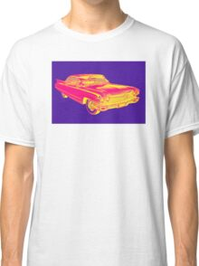 1960 Cadillac Luxury Car Pop Image Classic T-Shirt
