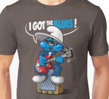 I got the blues Unisex T-Shirt