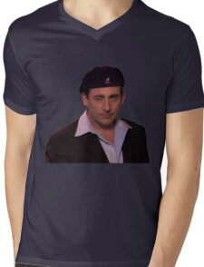 Date Mike Mens V-Neck T-Shirt