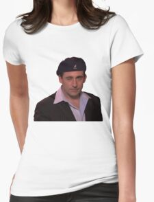 Date Mike Womens Fitted T-Shirt
