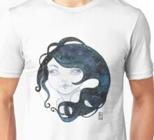 Galaxy Girl Unisex T-Shirt