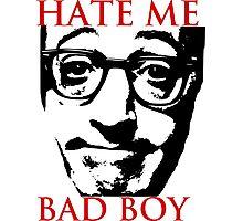 Hate Woody Allen Photographic Print