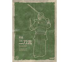 Kendo: Nito-Ryu Photographic Print