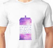 The Optimist - Doctor Who Unisex T-Shirt
