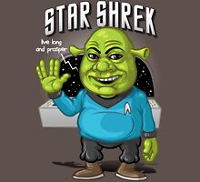 Star Shrek Unisex T-Shirt