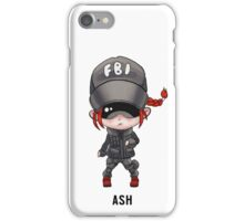 Ash Chibi iPhone Case/Skin