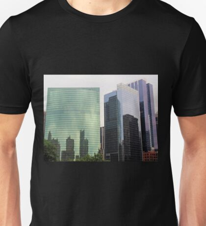 Chicago Reflected Unisex T-Shirt