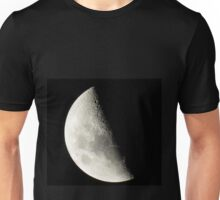 Moon Closeup Unisex T-Shirt
