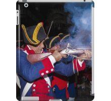 Nelson's battle iPad Case/Skin