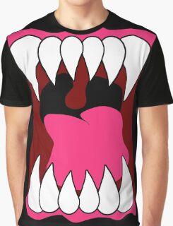 Big Mouth Graphic T-Shirt