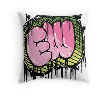 Just Ew. Throw Pillow