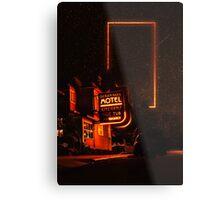 Motel Dreams Metal Print
