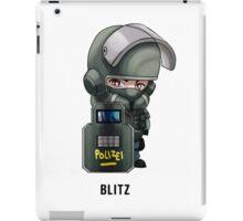 Blitz Chibi iPad Case/Skin