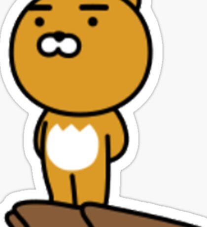 KakaoTalk Friends Hello! Ryan (카카오톡 라이언) 34 Sticker