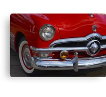Old Looking New! Canvas Print