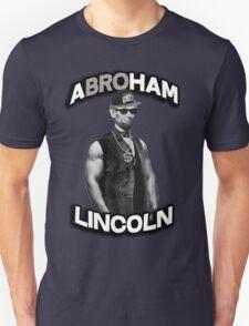 Abroham Lincoln. Abraham lincoln, abolish sleevery. T-Shirt