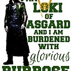 Loki of Asgard by Gwright313