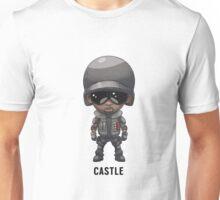 Castle Chibi Unisex T-Shirt
