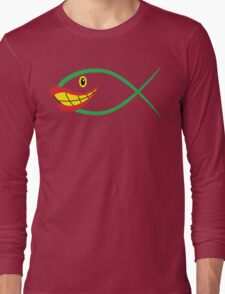 Joker Fish Long Sleeve T-Shirt