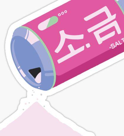 D.VA • SALT Sticker